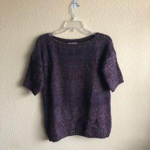 Anthropologie Elsamanda Italian Sweater Knit Top